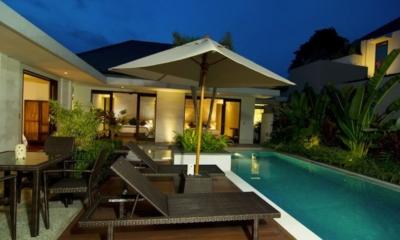 Pool Side - Villa Kejora 10 - Sanur, Bali