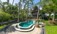 Gardens and Pool - Villa Keong - Tabanan, Bali