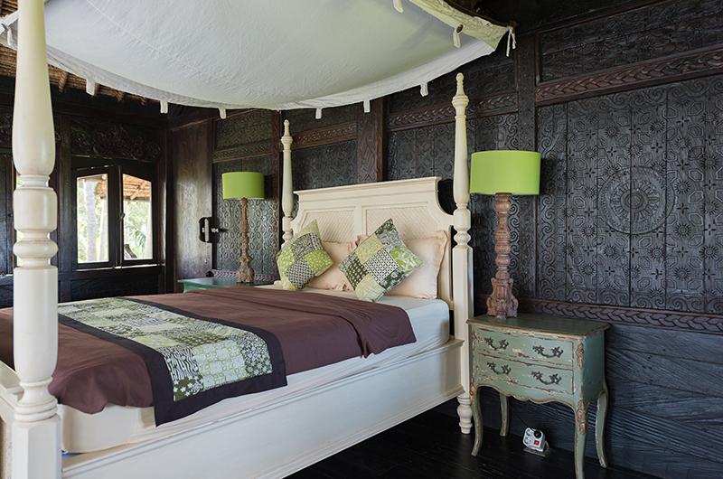 Four Poster Bed - Villa Keong - Tabanan, Bali