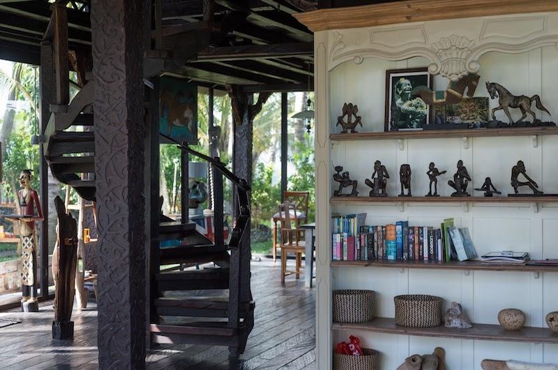 Up Stairs - Villa Keong - Tabanan, Bali