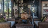 Indoor Living Area - Villa Keong - Tabanan, Bali