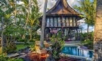 Pool Side - Villa Keong - Tabanan, Bali