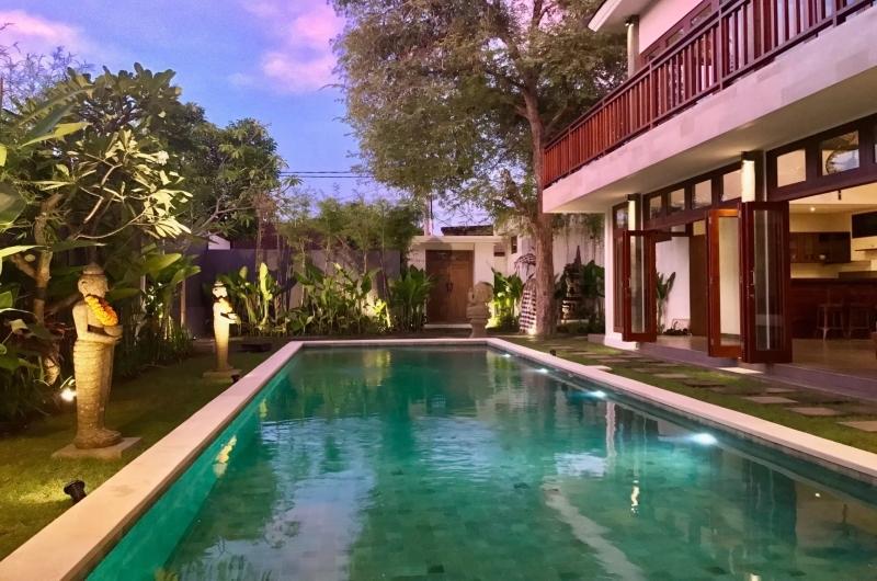 Swimming Pool - Villa Khaleesi - Seminyak, Bali