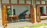 Living and Dining Area - Villa Khaleesi - Seminyak, Bali