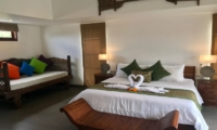 Bedroom with Sofa - Villa Khaleesi - Seminyak, Bali