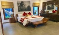 Spacious Bedroom - Villa Khaleesi - Seminyak, Bali