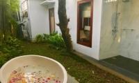 Outdoor Bathtub - Villa Khaleesi - Seminyak, Bali