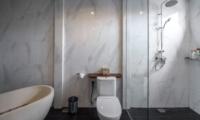 Bathroom with Shower - Villa Khaleesi - Seminyak, Bali