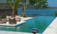 Pool with Sea View - Villa Kingfisher - Nusa Lembongan, Bali