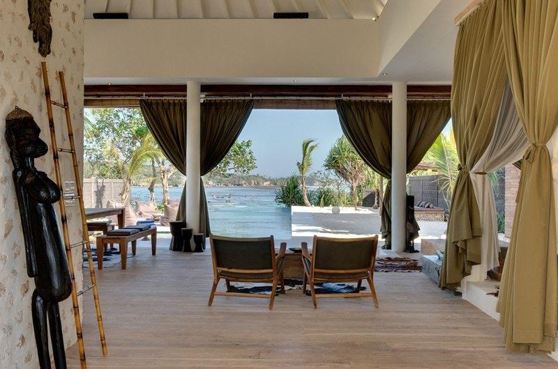 Pool View - Villa Kingfisher - Nusa Lembongan, Bali