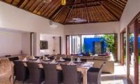 Dining Area- Villa Kirgeo - Canggu, Bali