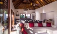 Living Area - Villa Kirgeo - Canggu, Bali