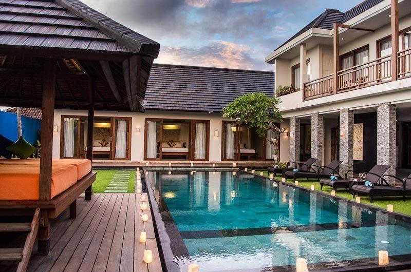 Pool Bale - Villa Kirgeo - Canggu, Bali