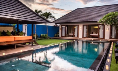 Swimming Pool - Villa Kirgeo - Canggu, Bali
