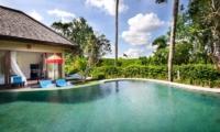 Swimming Pool - Villa Kubu Bidadari - Canggu, Bali