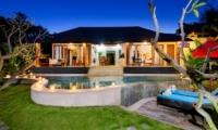 Gardens and Pool - Villa Kubu Bidadari - Canggu, Bali