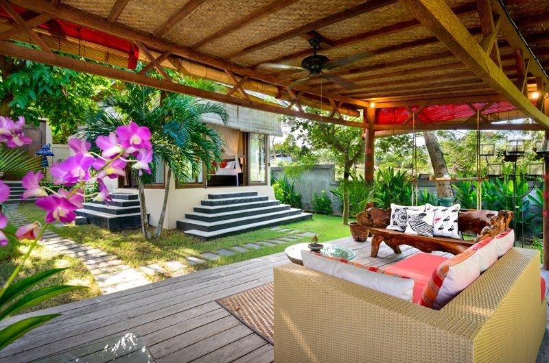 Seating Area - Villa Kubu Bidadari - Canggu, Bali
