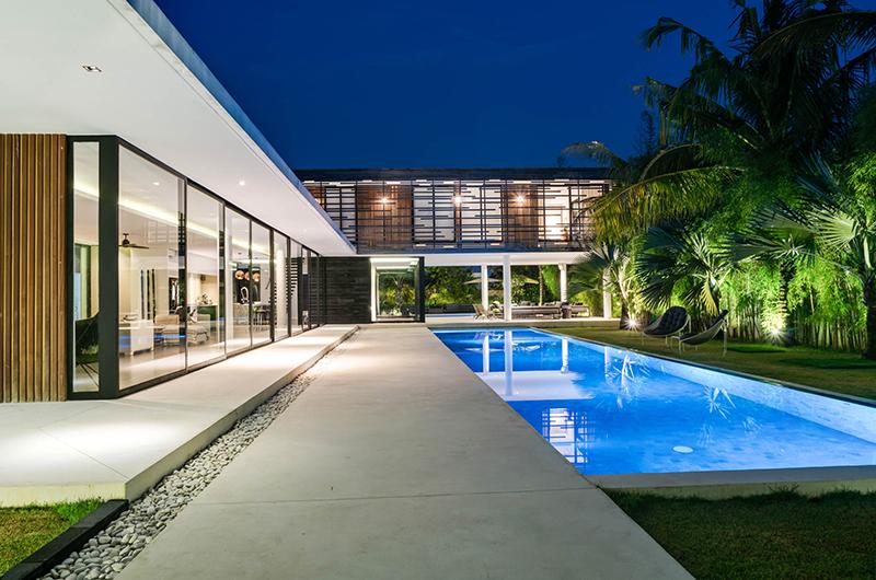 Swimming Pool - Villa Ladacha - Canggu, Bali