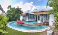 Gardens and Pool - Villa Laksmana - Villa Laksmana 1 - Seminyak, Bali