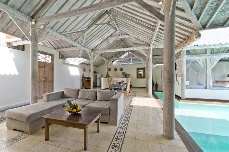 Living Area - Villa Laksmana - Villa Laksmana 2 - Seminyak, Bali