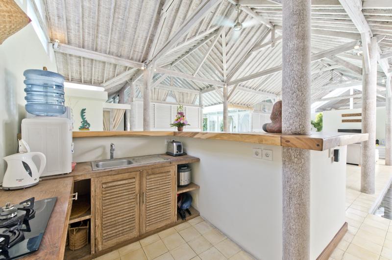 Kitchen Area - Villa Laksmana - Villa Laksmana 2 - Seminyak, Bali