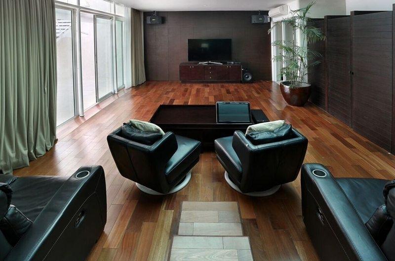 TV Room - Villa Latitude Bali - Uluwatu, Bali