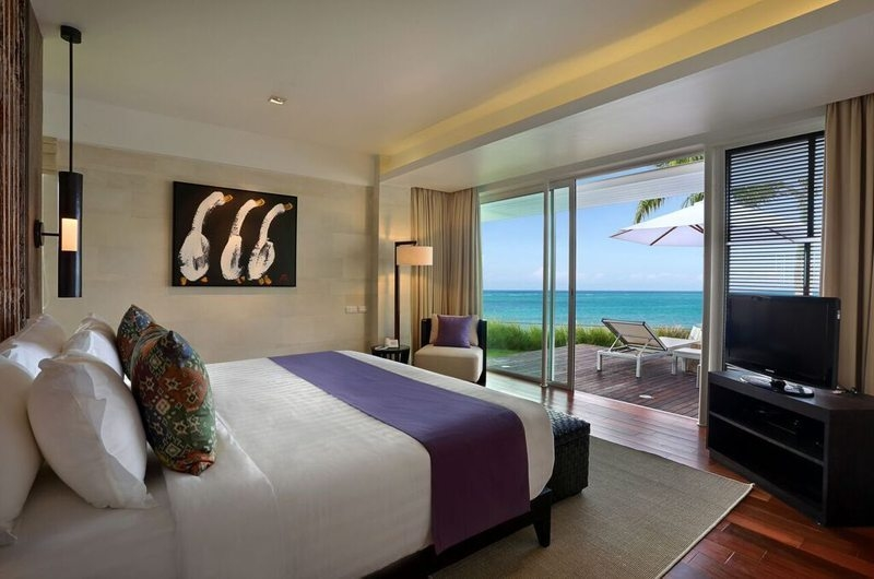 Bedroom with Sea View - Villa Latitude Bali - Uluwatu, Bali