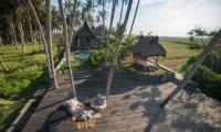 Gardens and Pool - Villa Laut - Tabanan, Bali