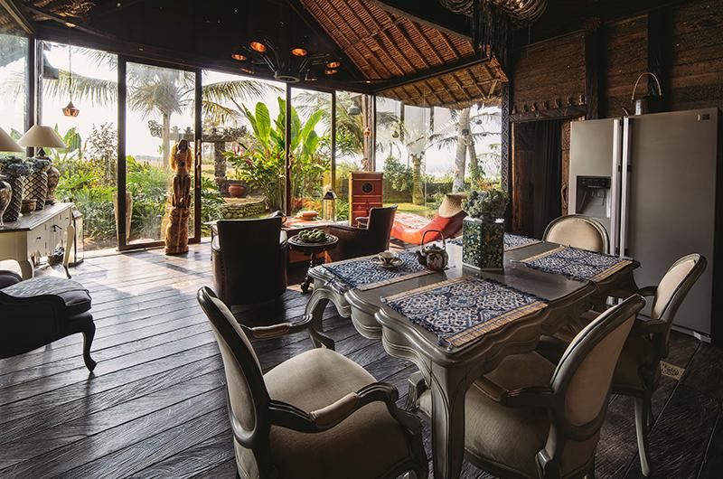 Dining Area - Villa Laut - Tabanan, Bali