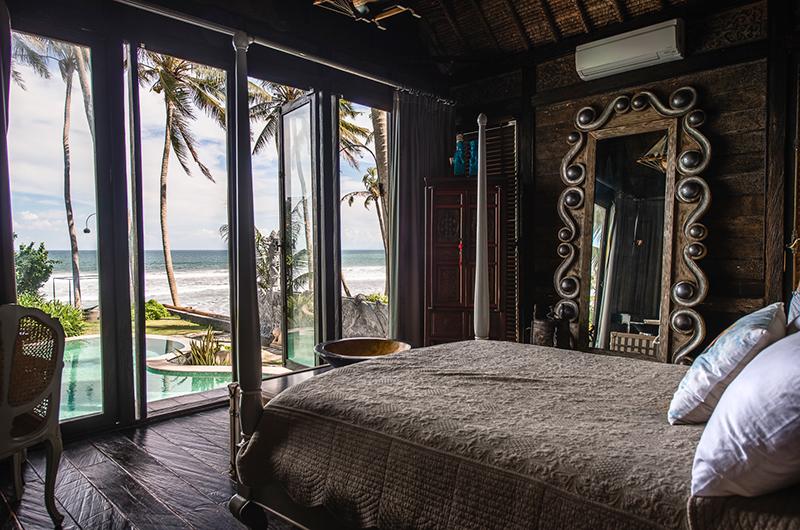 Bedroom with Sea View - Villa Laut - Tabanan, Bali