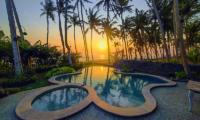 Pool with Sea View - Villa Laut - Tabanan, Bali