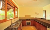 Kitchen Area - Villa Lea - Umalas, Bali