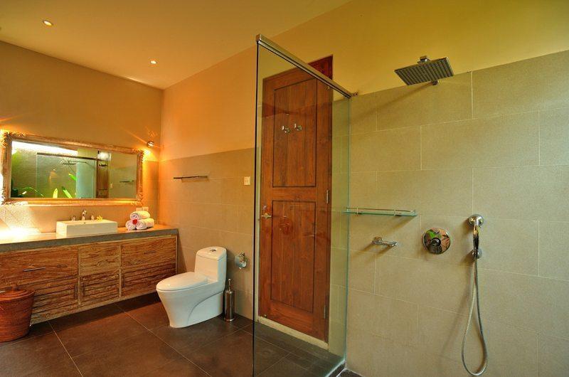 Bathroom with Shower - Villa Lea - Umalas, Bali