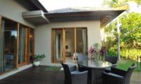 Outdoor Seating Area - Villa Lea - Umalas, Bali