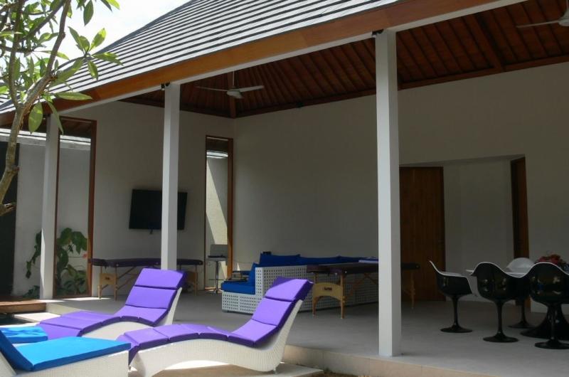 Pool Side Loungers - Villaley - Seminyak, Bali