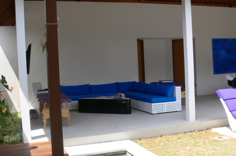 Lounge Area with View - Villaley - Seminyak, Bali