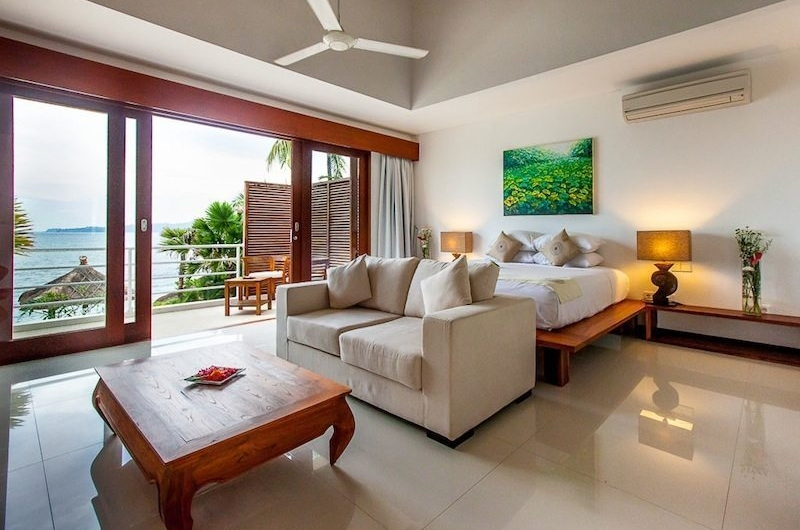 Bedroom with Seating Area - Villa Lucia - Candidasa, Bali