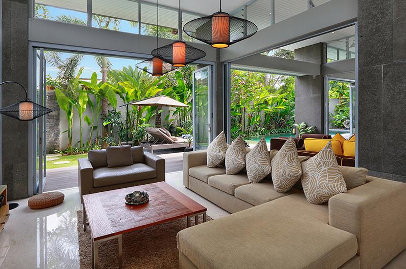 Living Area - Villa Luna Aramanis - Seminyak, Bali
