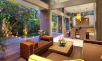 Lounge Area - Villa Luna Aramanis - Seminyak, Bali