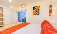 Spacious Bedroom - Villa Madura - Seminyak, Bali