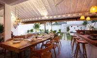 Dining Area - Villa Madura - Seminyak, Bali