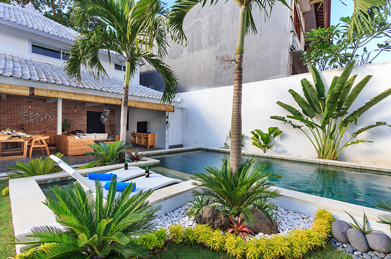 Pool Side - Villa Madura - Seminyak, Bali