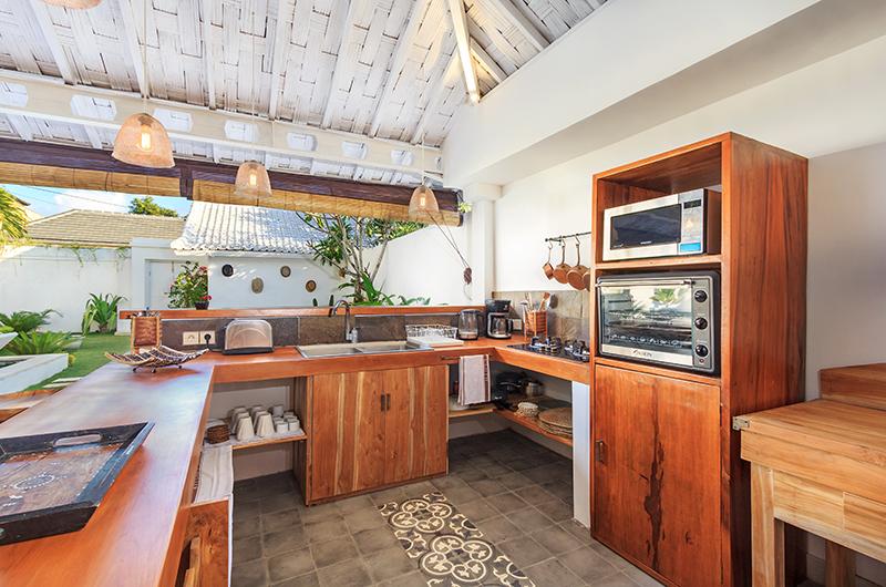 Kitchen Area - Villa Madura - Seminyak, Bali