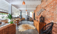 Living and Dining Area - Villa Madura - Seminyak, Bali