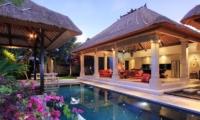 Private Pool - Villa Maju - Seminyak, Bali