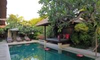 Pool - Villa Maju - Seminyak, Bali