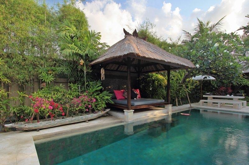 Pool Bale - Villa Maju - Seminyak, Bali