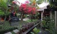 Water Feature - Villa Maju - Seminyak, Bali