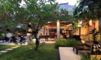 Open Plan Seating Area - Villa Maju - Seminyak, Bali