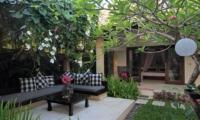 Outdoor Lounge - Villa Maju - Seminyak, Bali